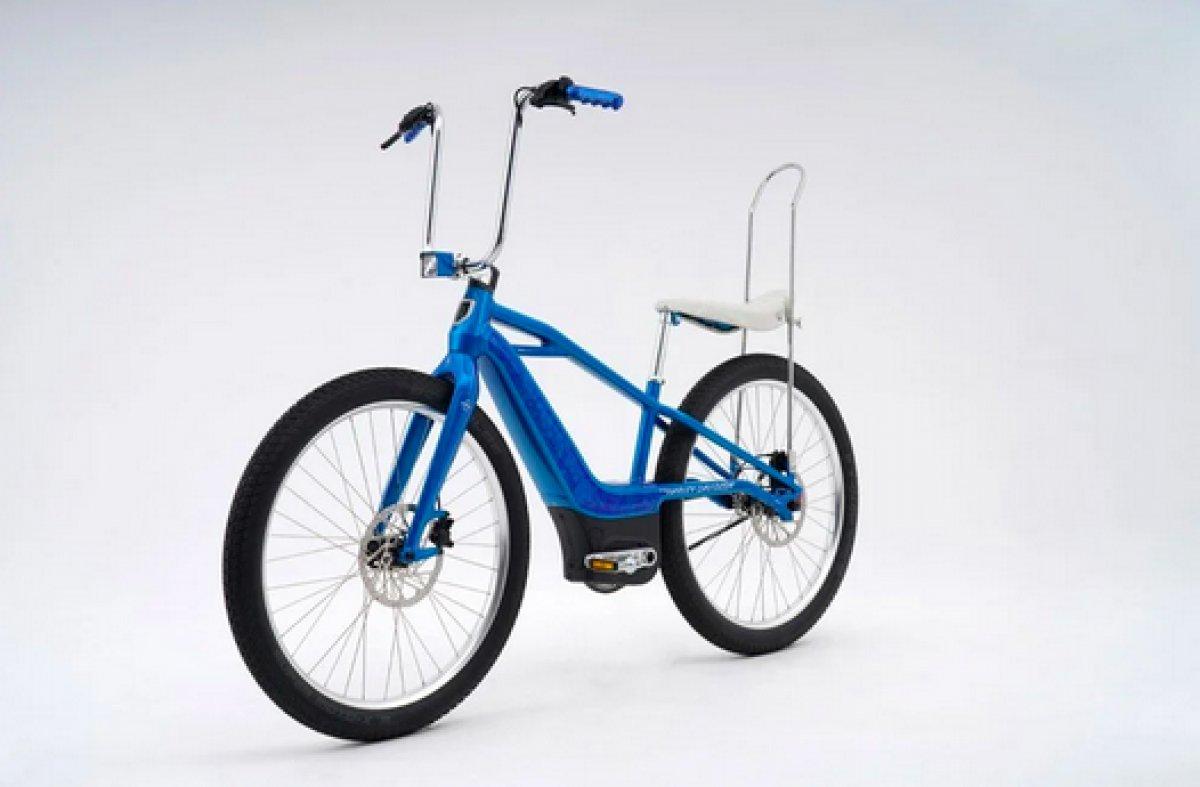 Harley Davidson, bir adet elektrikli bisiklet üretti #1