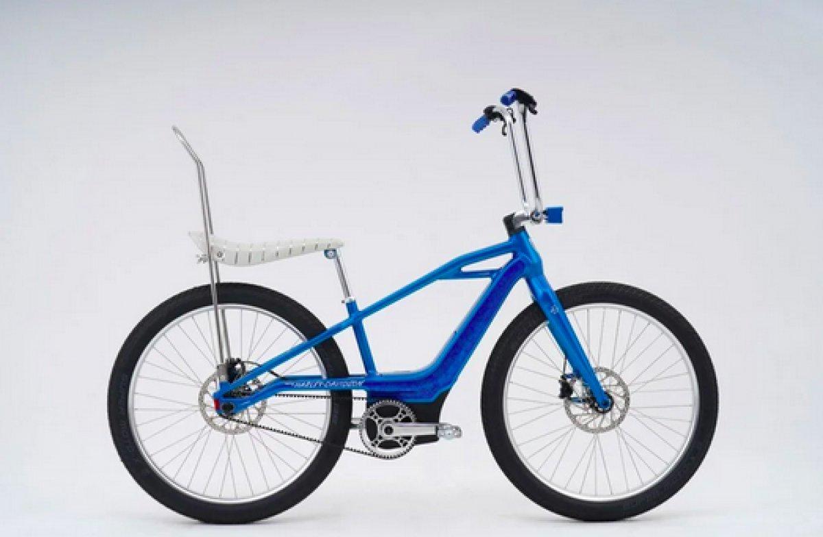 Harley Davidson, bir adet elektrikli bisiklet üretti #3
