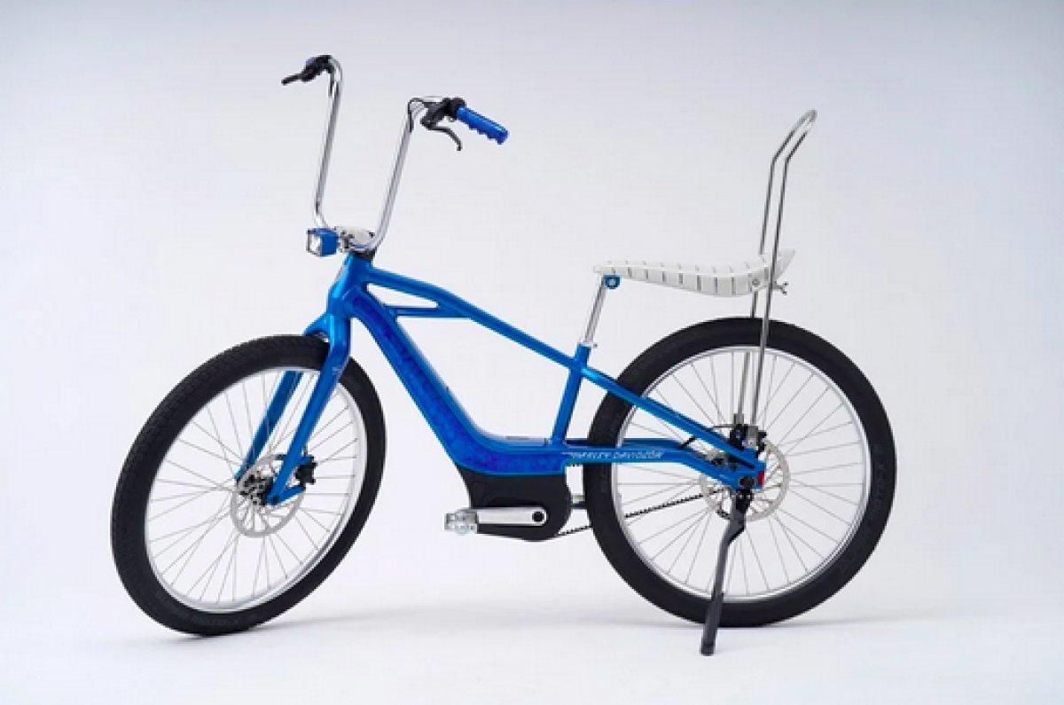 Harley Davidson, bir adet elektrikli bisiklet üretti #2