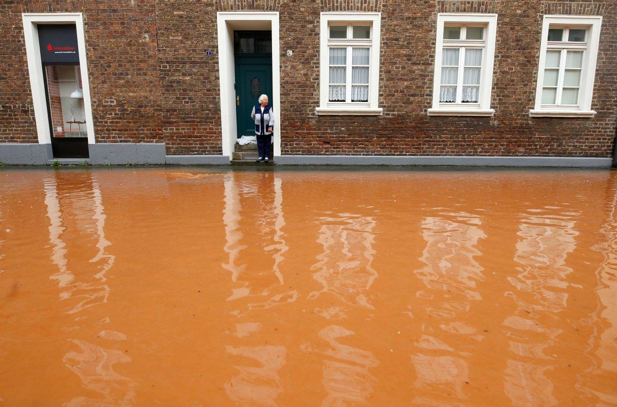 Almanya da sel sonrası yapılanma için 30 milyar euro ayrıldı #2