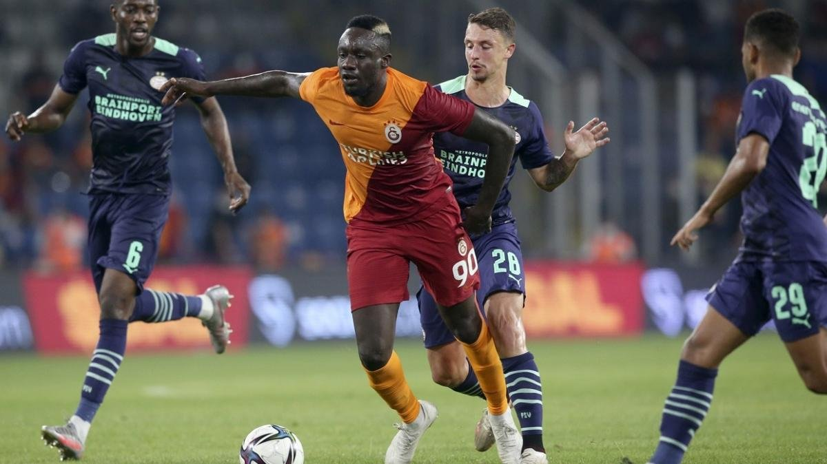 Galatasaray da Diagne den ayrılık kararı #2