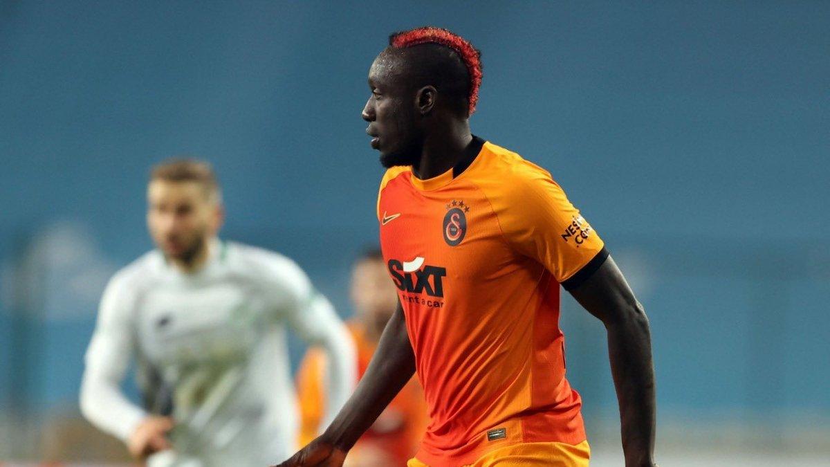 Galatasaray da Diagne den ayrılık kararı #1