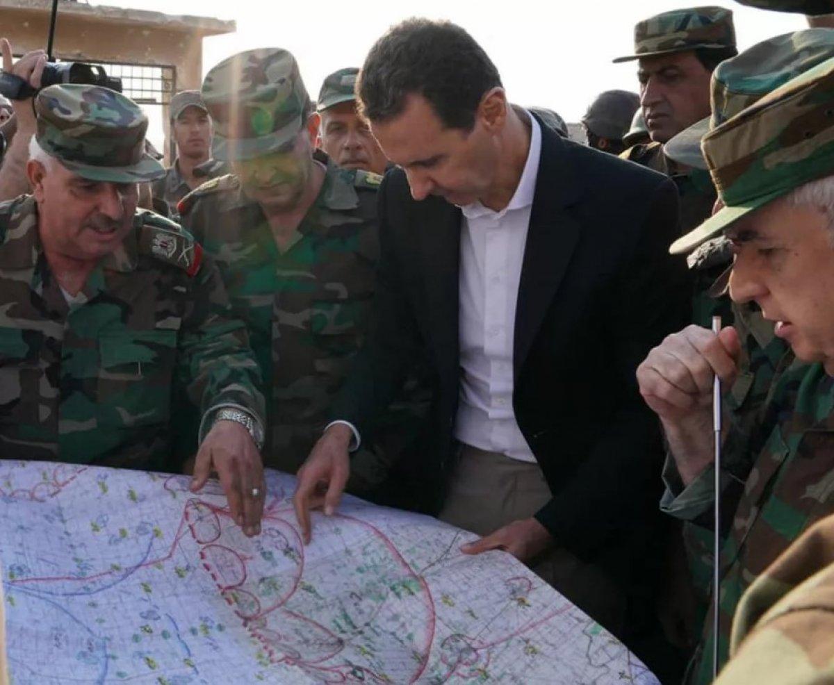 Rusya Savunma Bakanı ndan  Suriye de hayat normalleşti  açıklaması #1