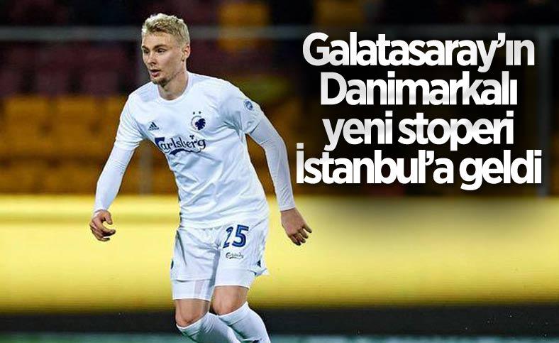 Victor Nelsson, İstanbul'a geldi