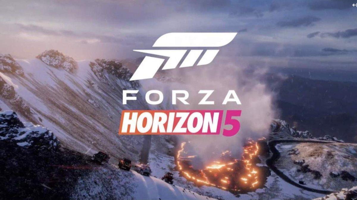 Forza Horizon 5in haritası ortaya çıktı