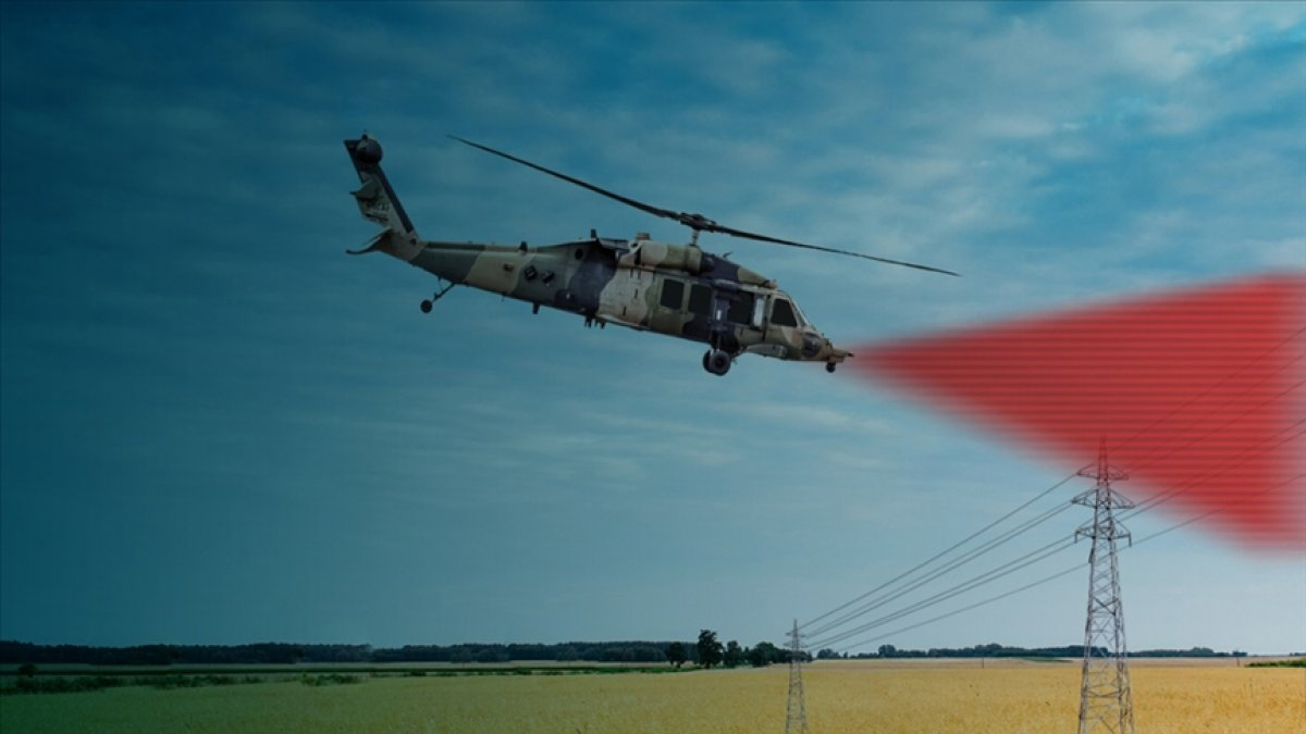 Türk helikopterleri lazerden güç alarak daha güvenli uçacak #2