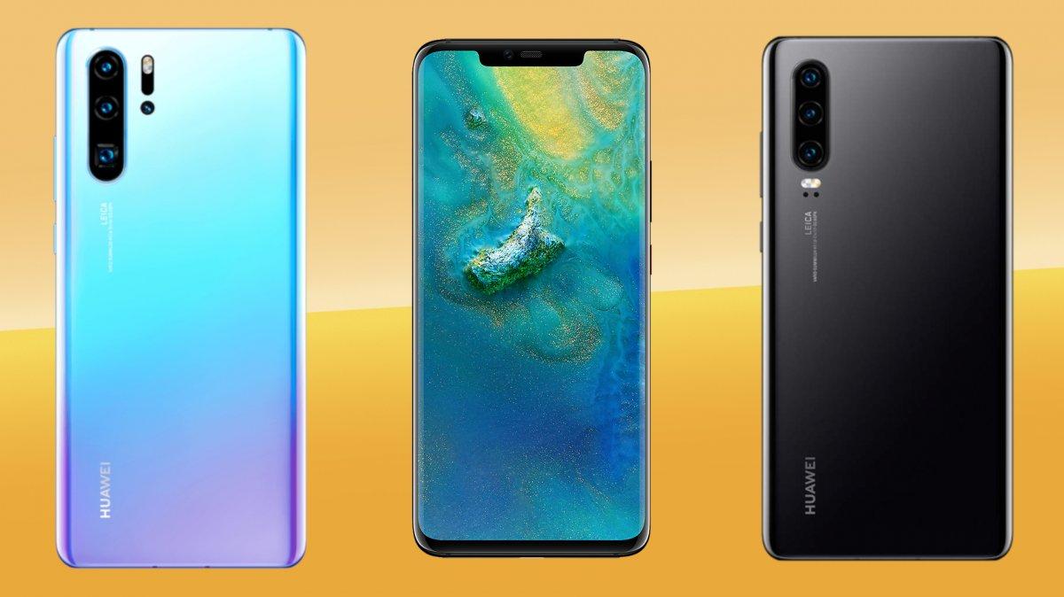 Huawei, yeniden telefon pazarının lideri olmak istiyor #1