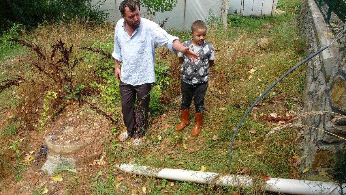 İstanbul un içme suyuna kanalizasyon atıkları akıyor #3