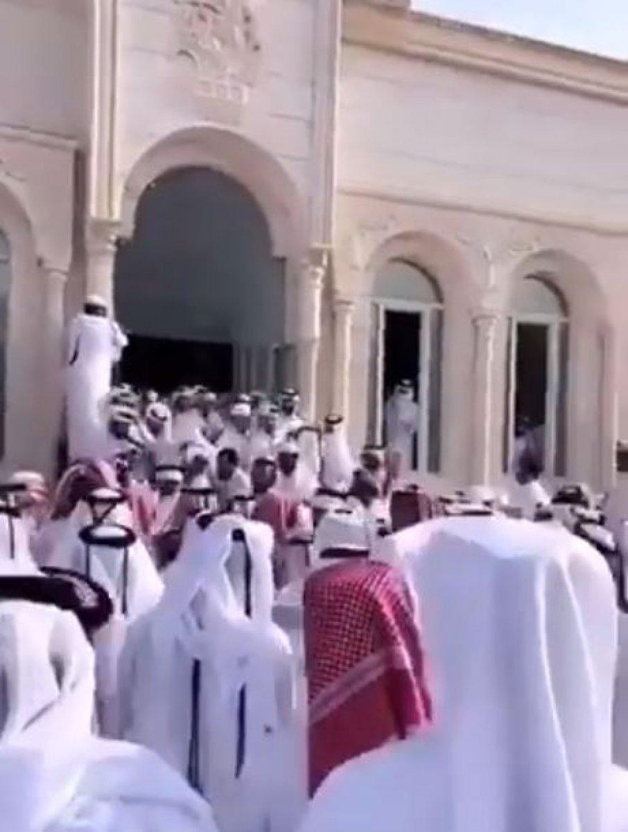 Katar da seçim yasası protestosu #1