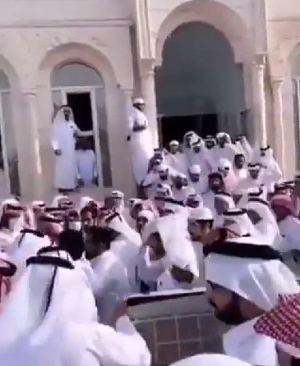 Katar da seçim yasası protestosu #2