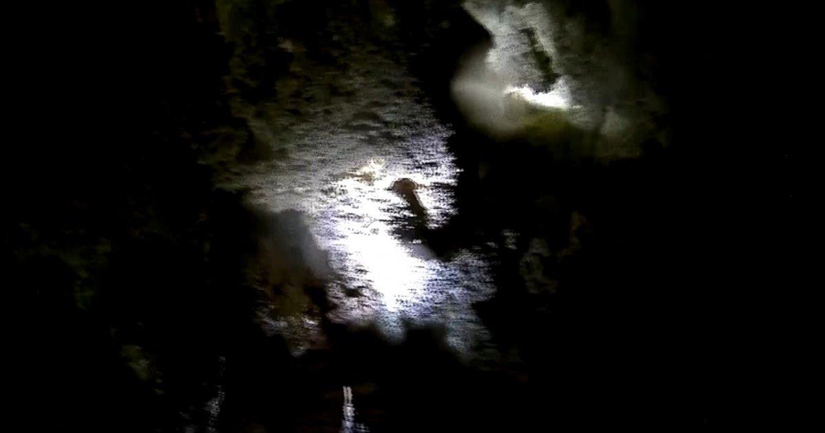Van Gölü'nde, odaları ve penceresi olan su altı mağarası keşfedildi  #3