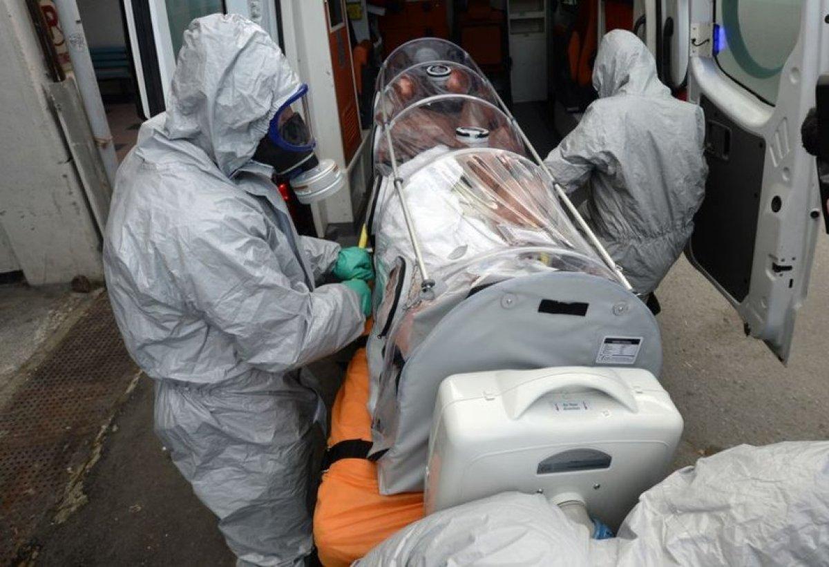 Yeniden hortladı, ilk vaka doğrulandı! Marburg virüsü nedir, belirtileri nelerdir? #2