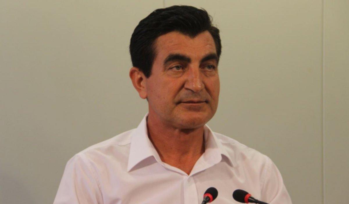 Memleket Partisi Denizli İl Başkanı Yılmaz İçen den istifa #1