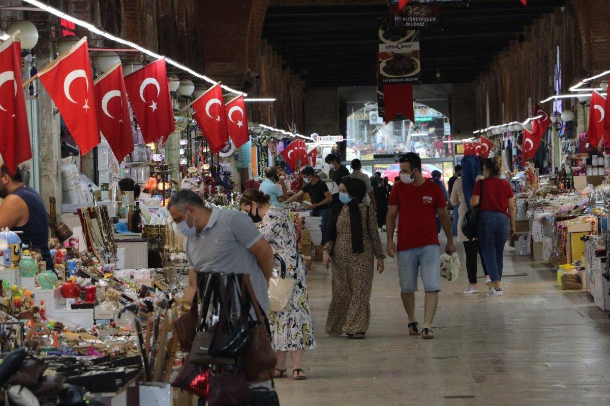Edirne de mis kokulu meyve sabunları tekrar canlandı #5