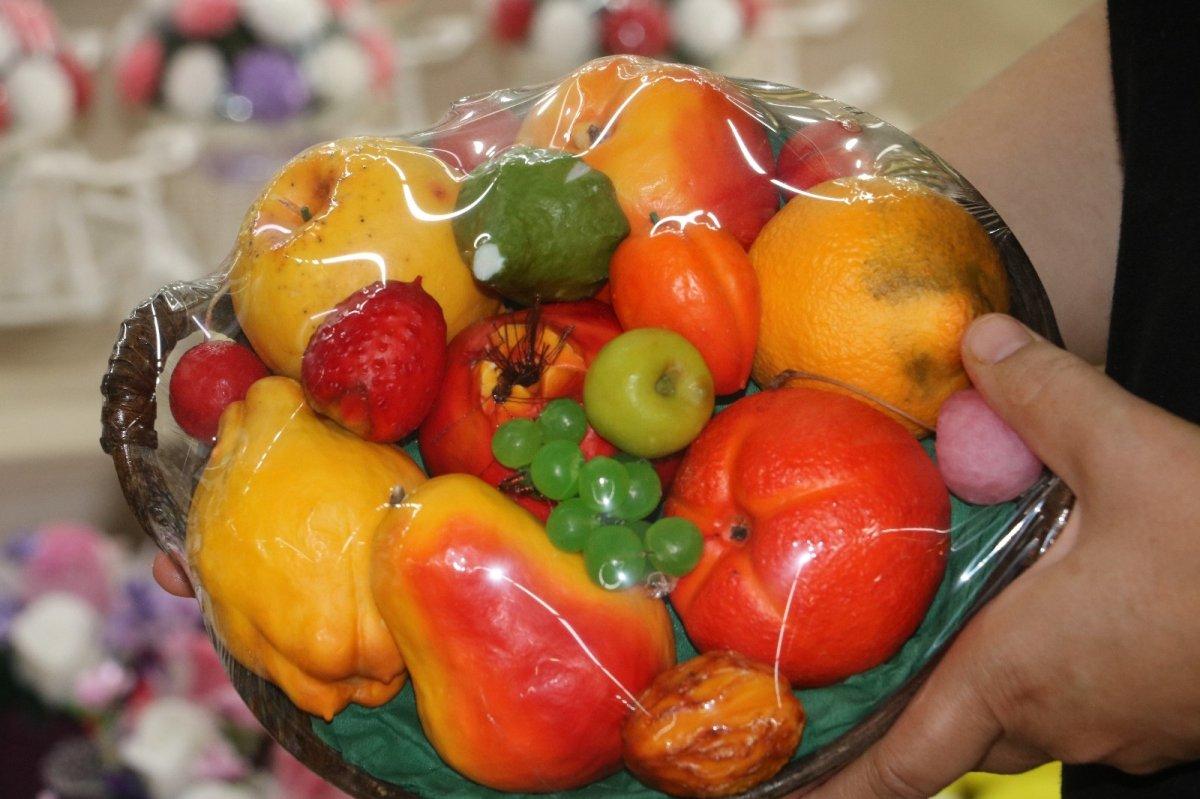 Edirne de mis kokulu meyve sabunları tekrar canlandı #2