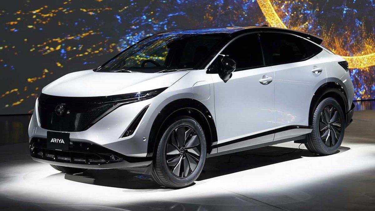 2030 da Nissan satışlarının yüzde 40 ı elektrikli olacak #1