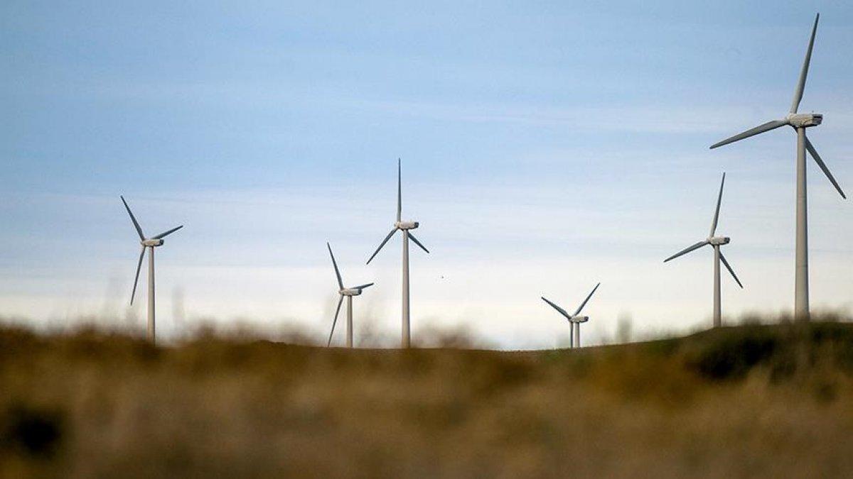 Rüzgar enerjisi kurulu gücümüz 10 bin megavatı aştı #2