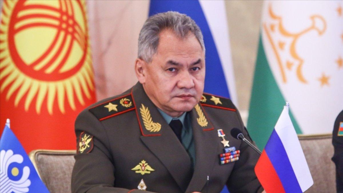 Rusya Savunma Bakanı ndan  Suriye de hayat normalleşti  açıklaması #2