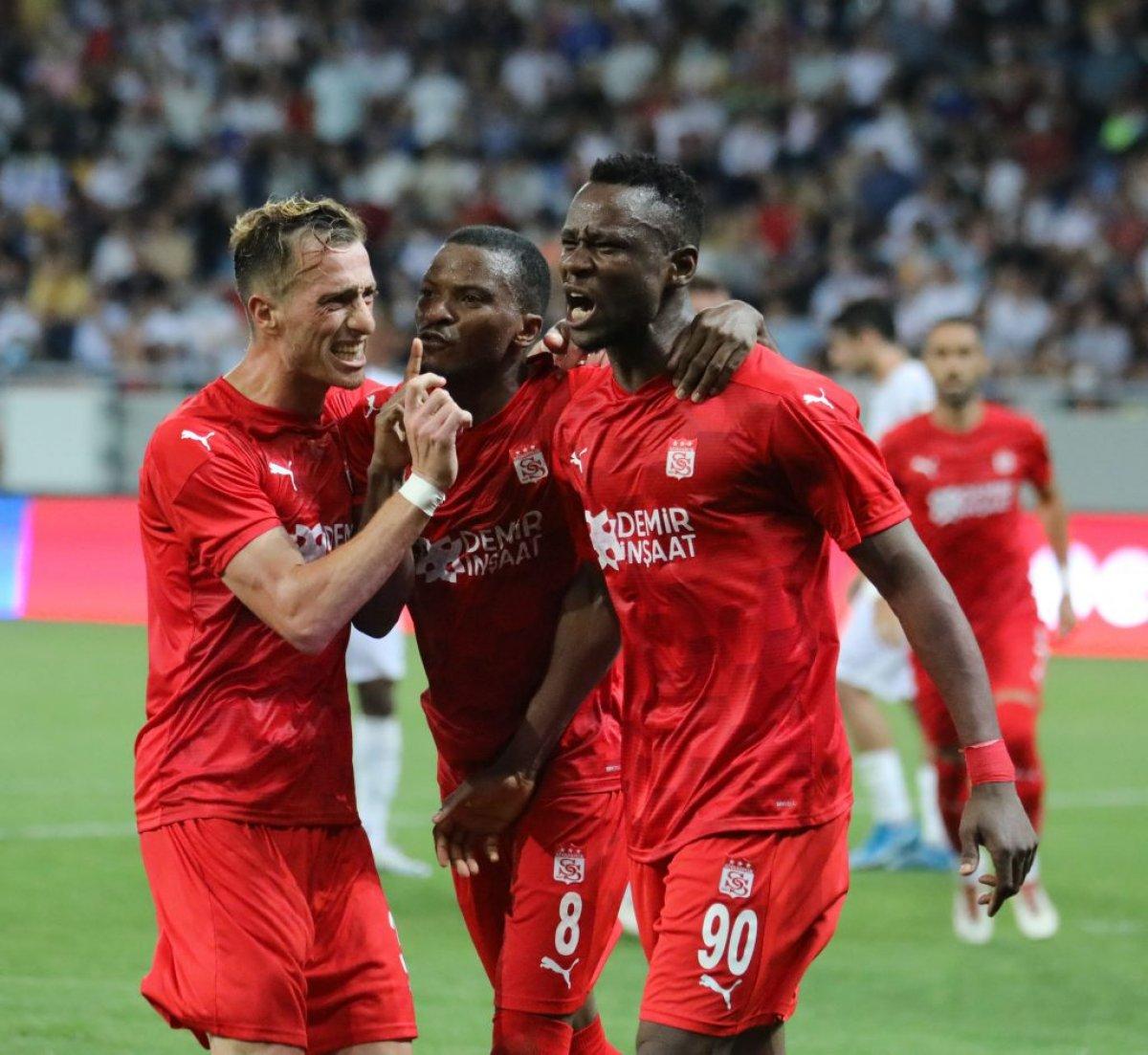 Sivasspor-Dinamo Batum rövanş maçı ne zaman, saat kaçta, hangi kanalda? Biletler satışa çıktı!  #2