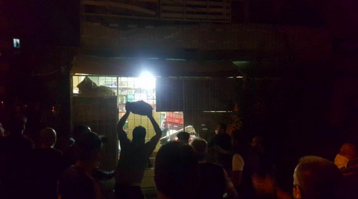Ankara da Suriyelilerin dükkanlarına saldırdılar #7