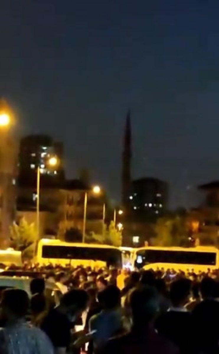 Ankara da Suriyelilerin dükkanlarına saldırdılar #6