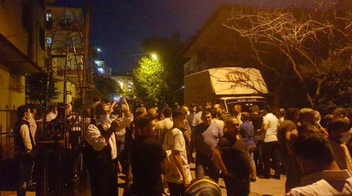 Ankara da Suriyelilerin dükkanlarına saldırdılar #8