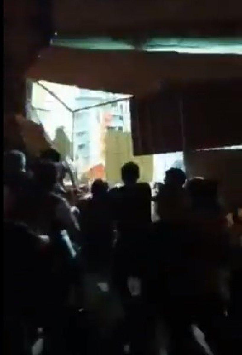Ankara da Suriyelilerin dükkanlarına saldırdılar #5