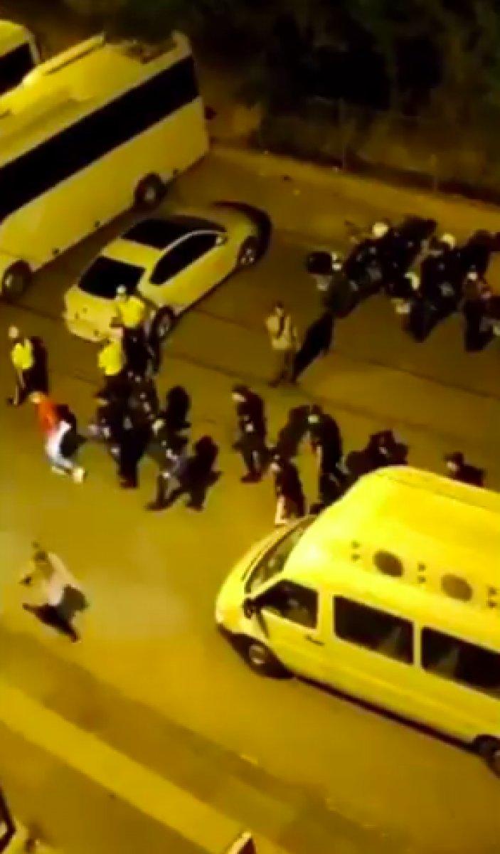 Ankara da Suriyelilerin dükkanlarına saldırdılar #4