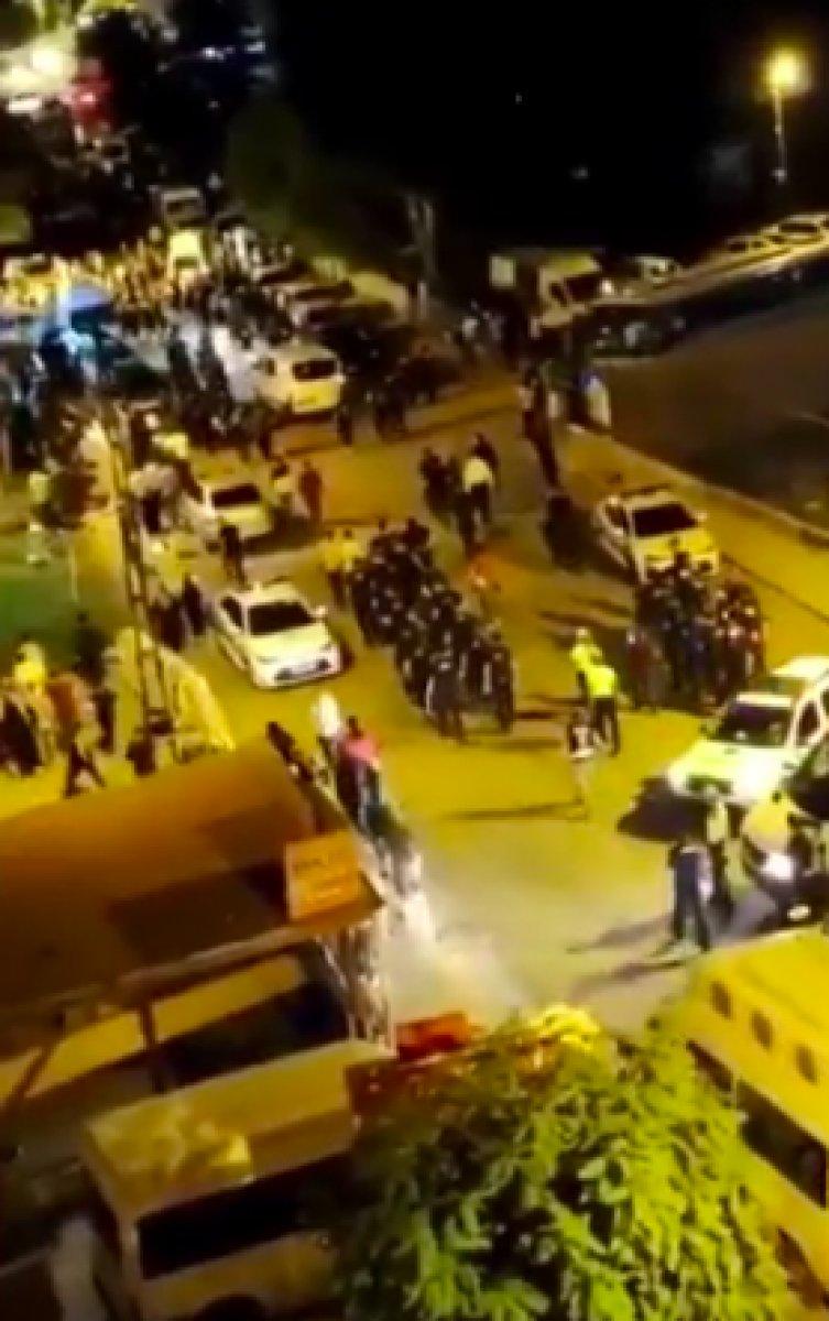 Ankara da Suriyelilerin dükkanlarına saldırdılar #3