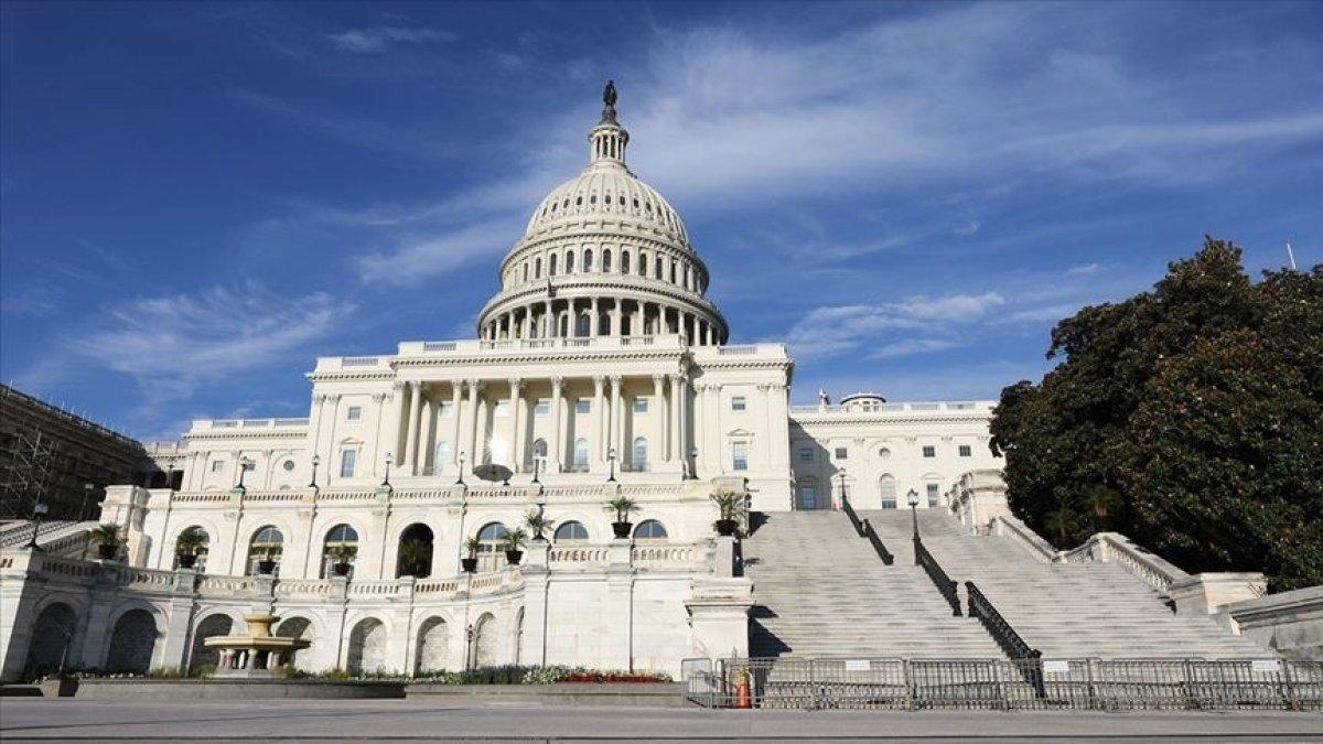 ABD Senatosu 1 trilyon dolarlık altyapı paketini onayladı #1