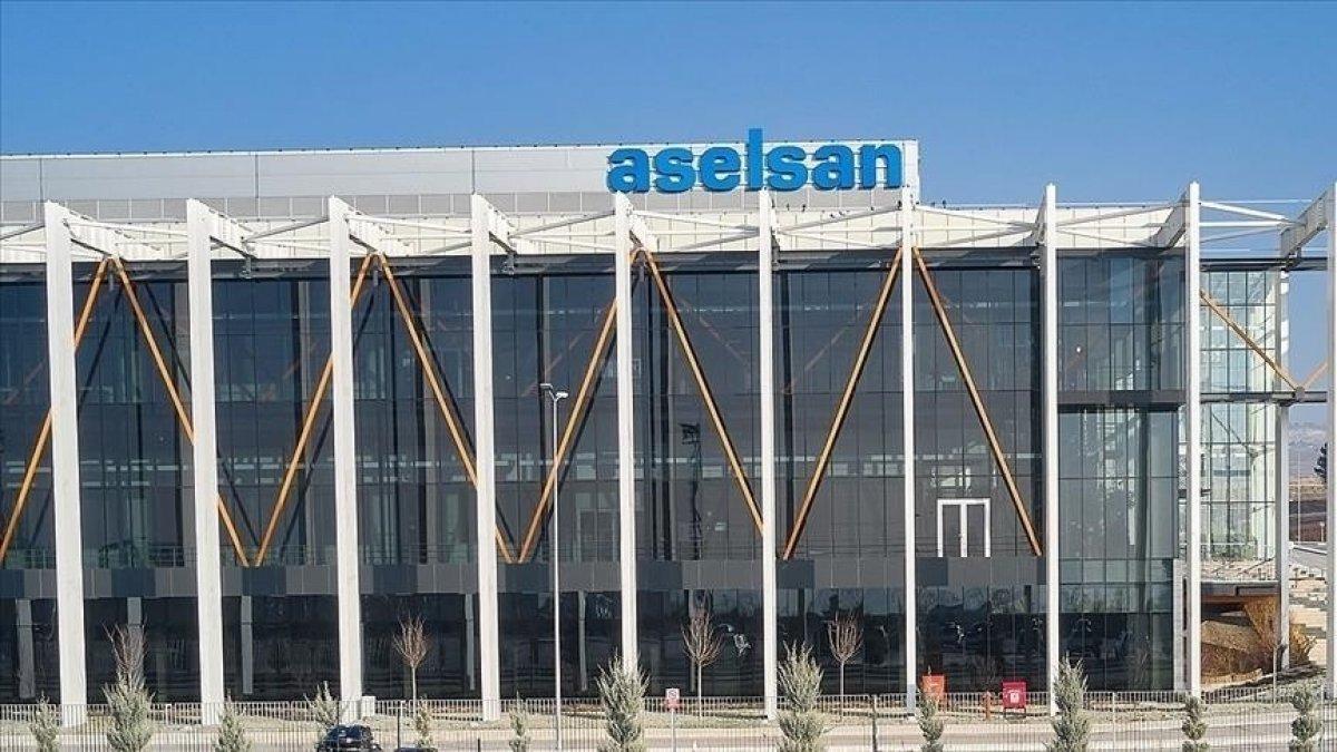 ASELSAN ın yılın ilk yarısındaki cirosu 7 milyar liraya ulaştı #1