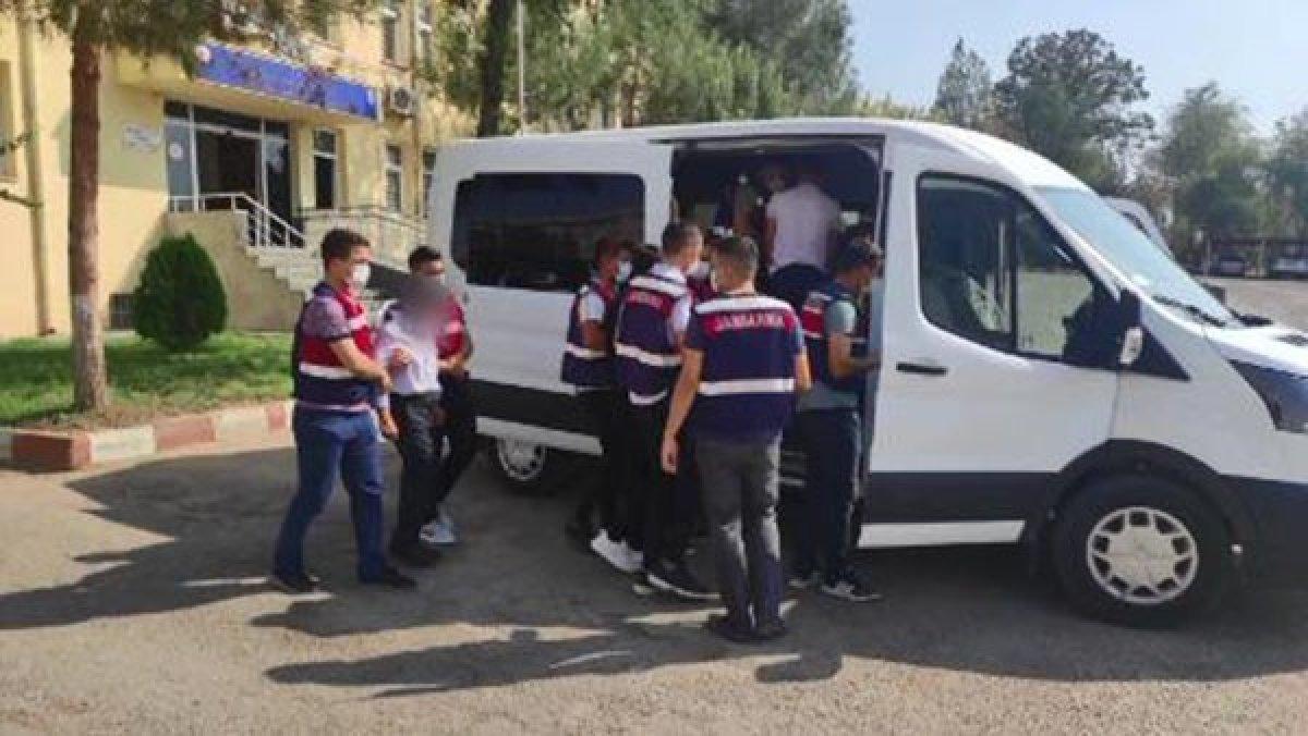 Siirt'te cinayet işleyen 5 şüpheli, 11 yıl sonra Diyarbakır'da yakalandı #3