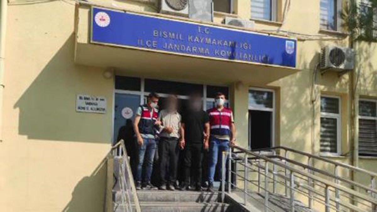 Siirt'te cinayet işleyen 5 şüpheli, 11 yıl sonra Diyarbakır'da yakalandı #2