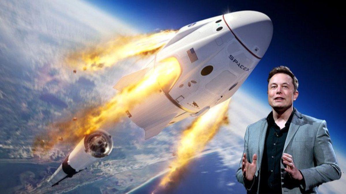 Elon Musktan NASAya: Uzay giysilerini biz yapalım