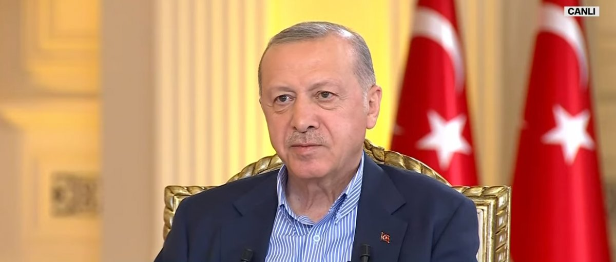 Cumhurbaşkanı Erdoğan: Türkiye yolgeçen hanı değildir  #1