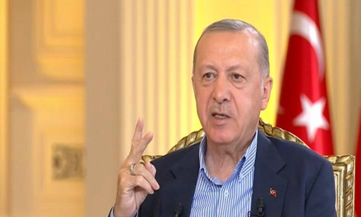 Cumhurbaşkanı Erdoğan: İlk çeyrekte yüzde 7 lik büyüme yakaladık #2