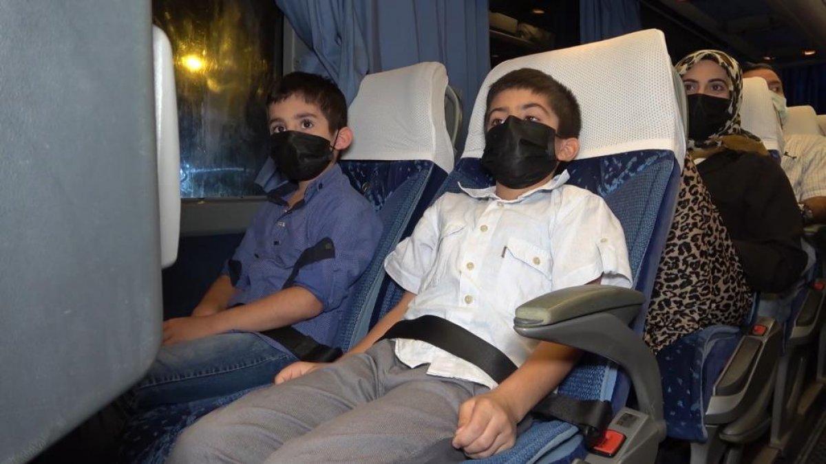 Kırıkkale de otobüs denetimleri sıklaştırıldı #2