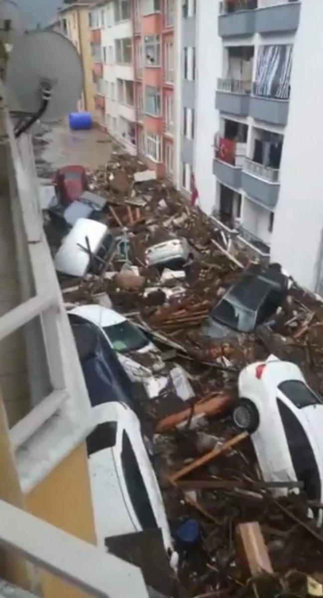 Kastamonu da sel sonrası felaket #6