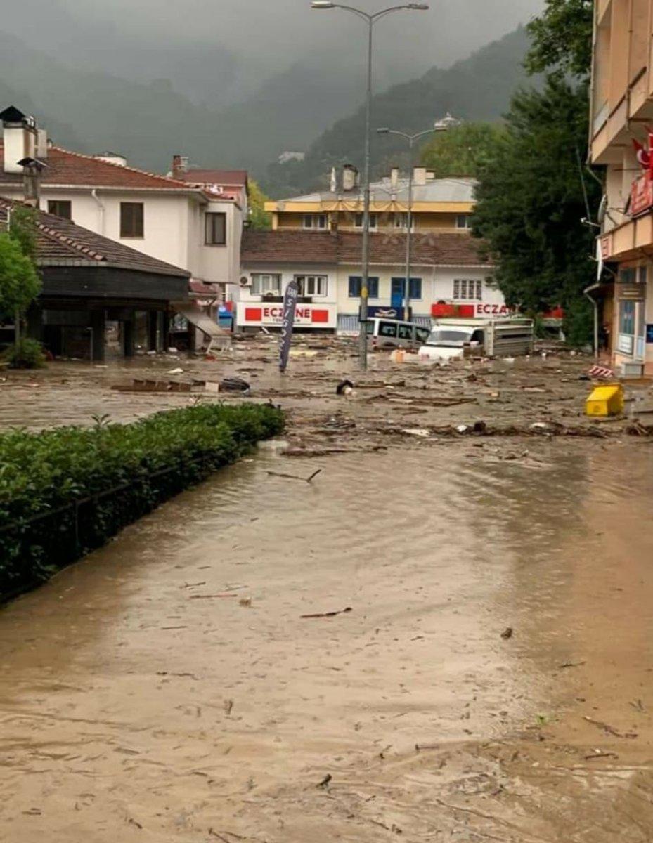 Kastamonu da sel sonrası felaket #3