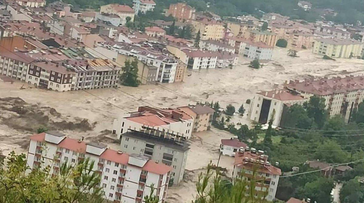 Kastamonu da sel sonrası felaket #2