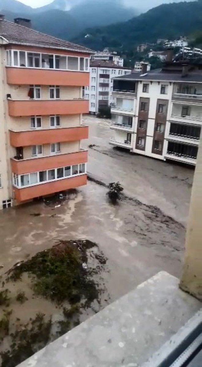 Kastamonu da sel sonrası felaket #8