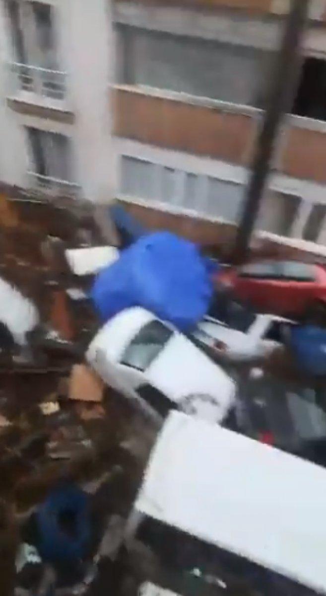 Kastamonu da sel sonrası felaket #4