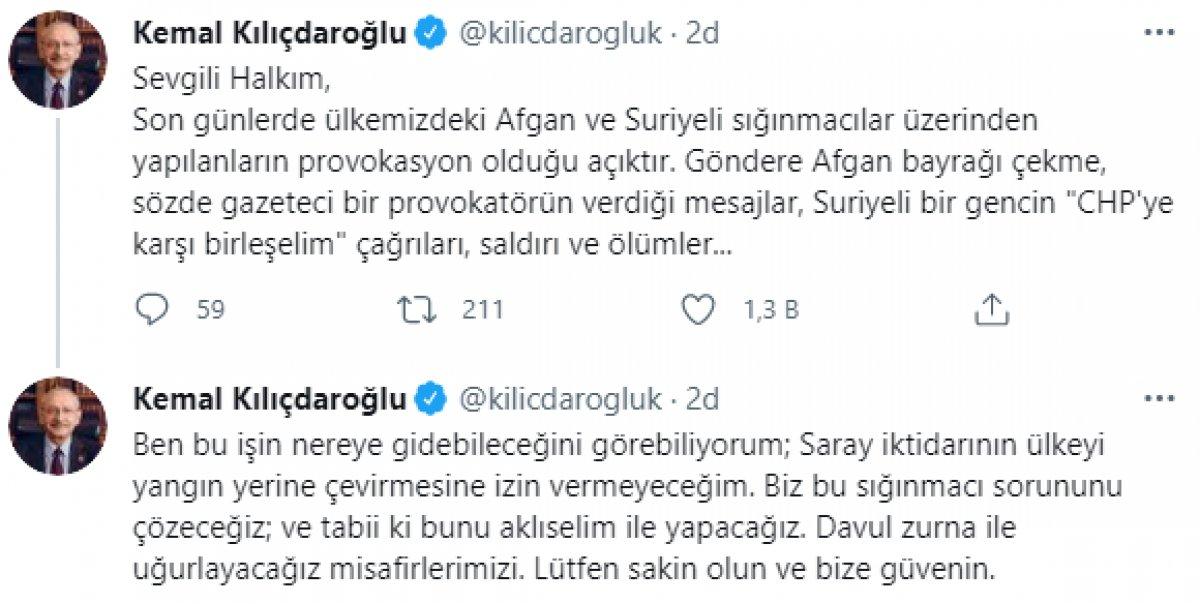 Kemal Kılıçdaroğlu: Sığınmacı sorununu çözeceğiz #1
