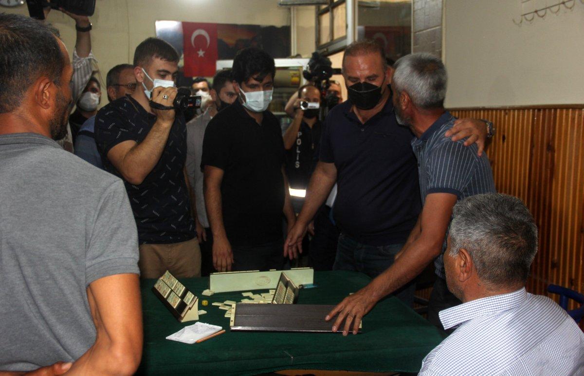 Meral Akşener'in Erzincan ziyaretinde gergin anlar #2
