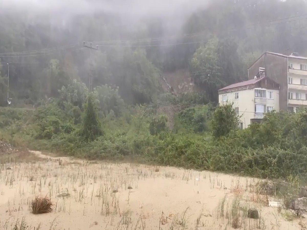 MSB den Sinop ve Kastamonu daki sel bölgesinde tahliye çalışması #1