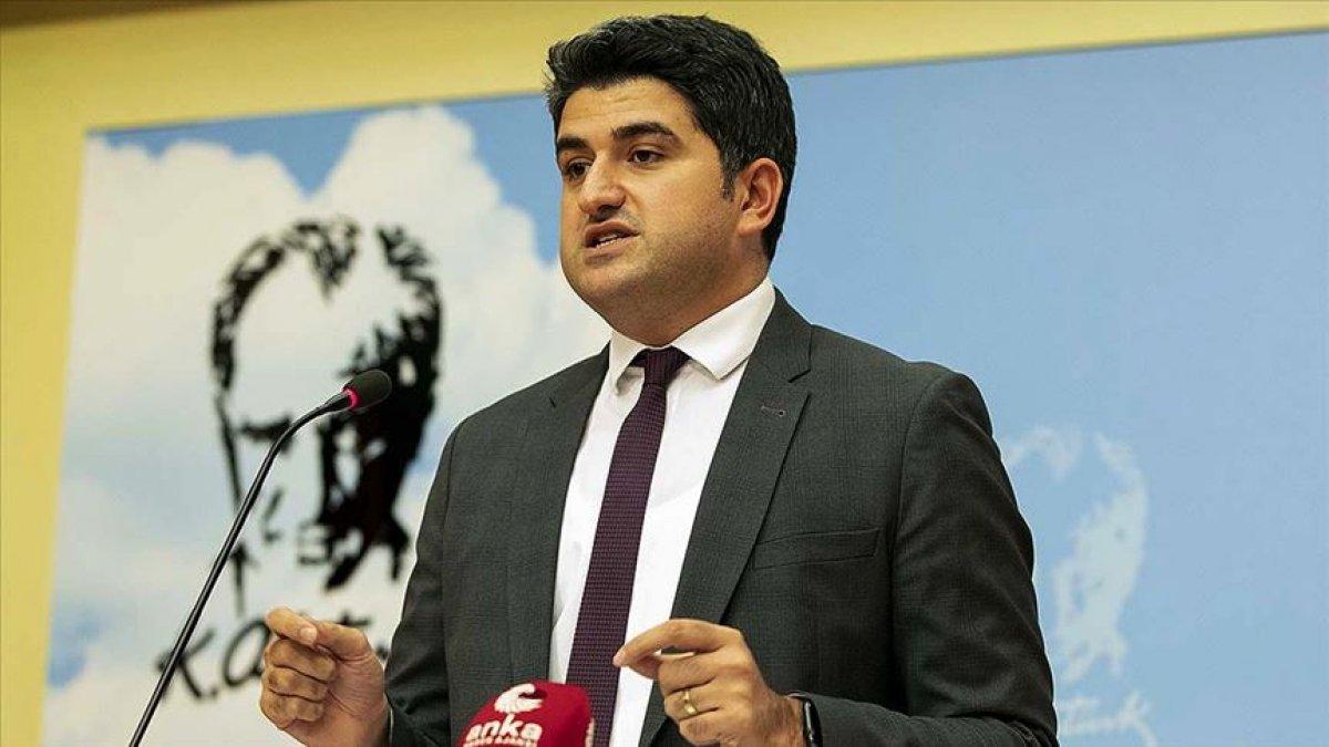 CHP li Onursal Adıgüzel, sosyal medya düzenlemesine karşı olumsuz eleştiride bulundu #1
