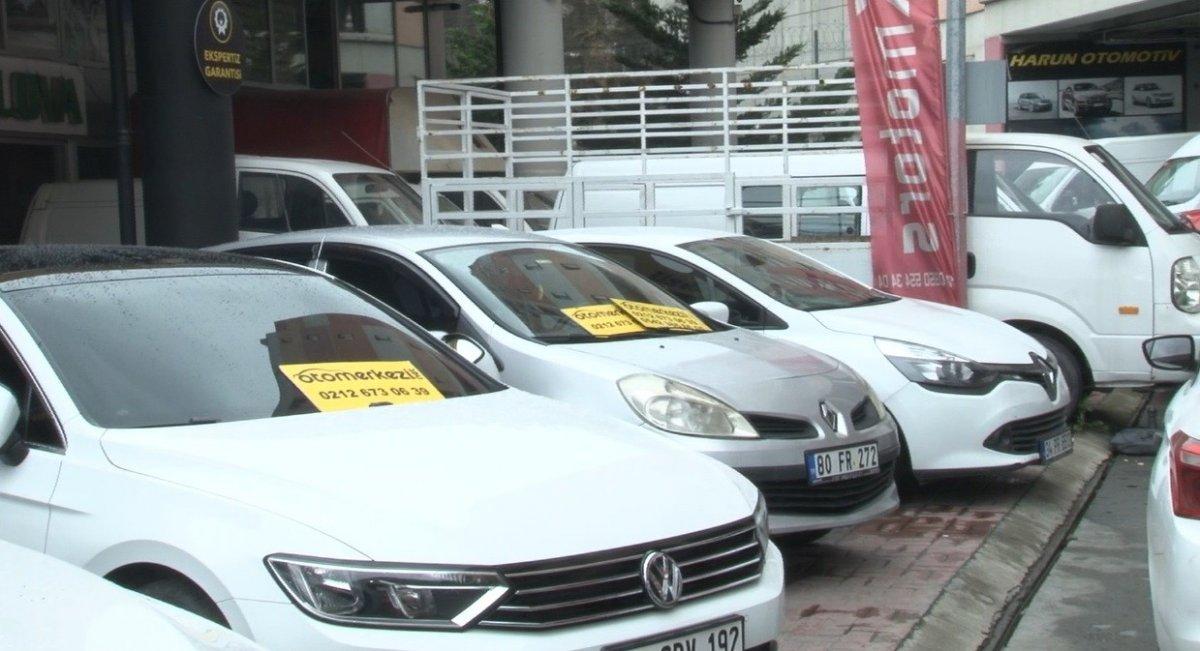 Nöbetçi noter uygulaması ikinci el araç satışını artırdı #1