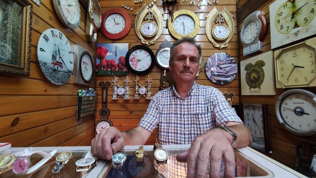 Bursa da yarım asırdır tamir ederek saatlerin ömrünü uzatıyor #5