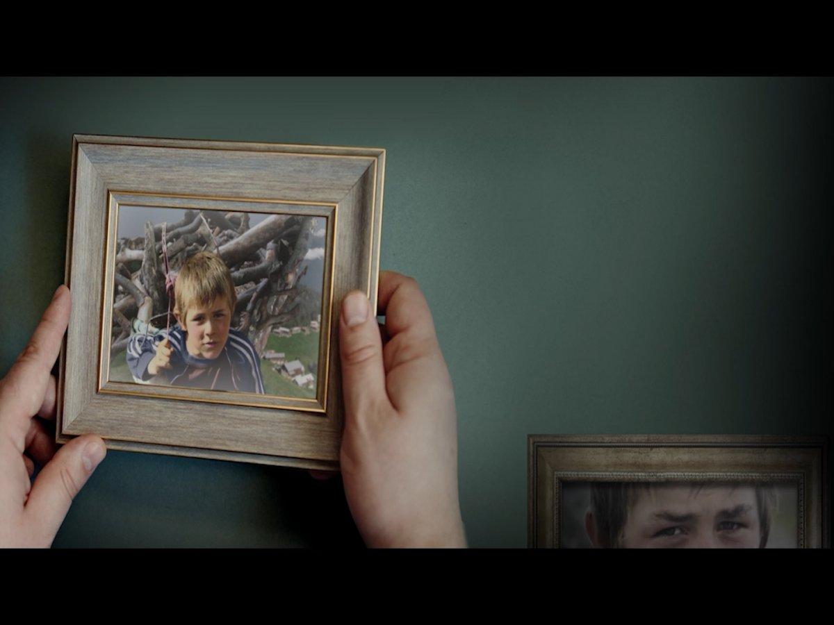 """""""Kesişme; İyi ki Varsın Eren"""" filminin ikinci tanıtımı yayınlandı #2"""