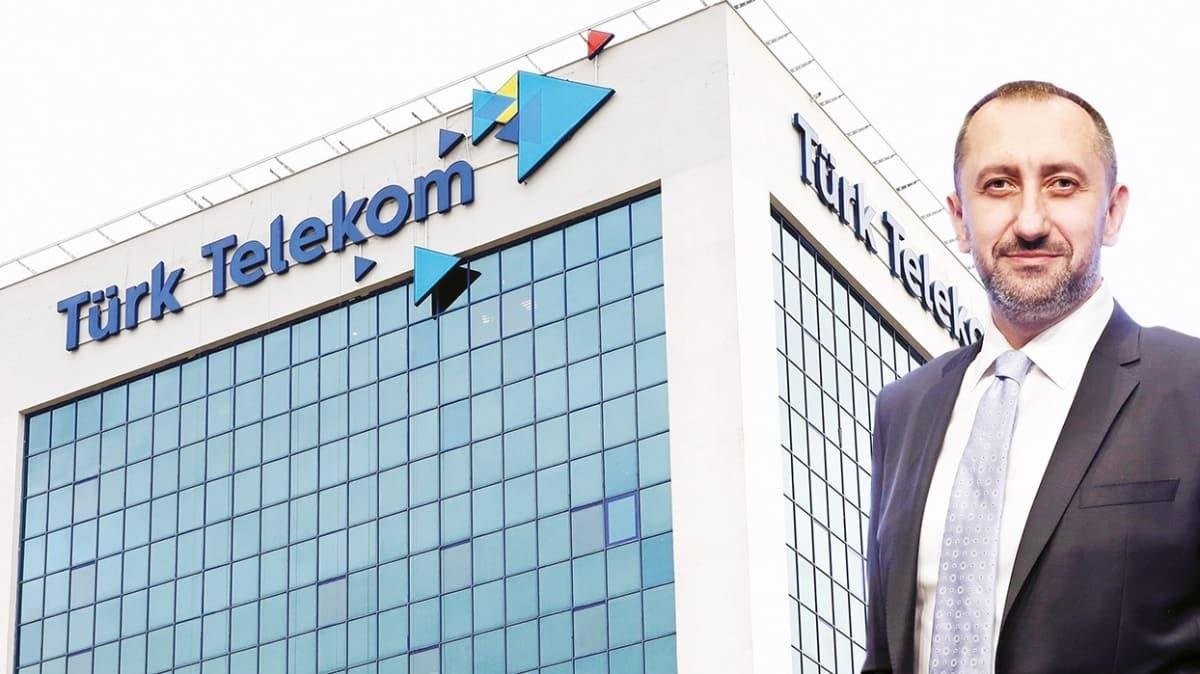 Türk Telekom CEO su Ümit Önal: Yatırımlarımız devam edecek #1